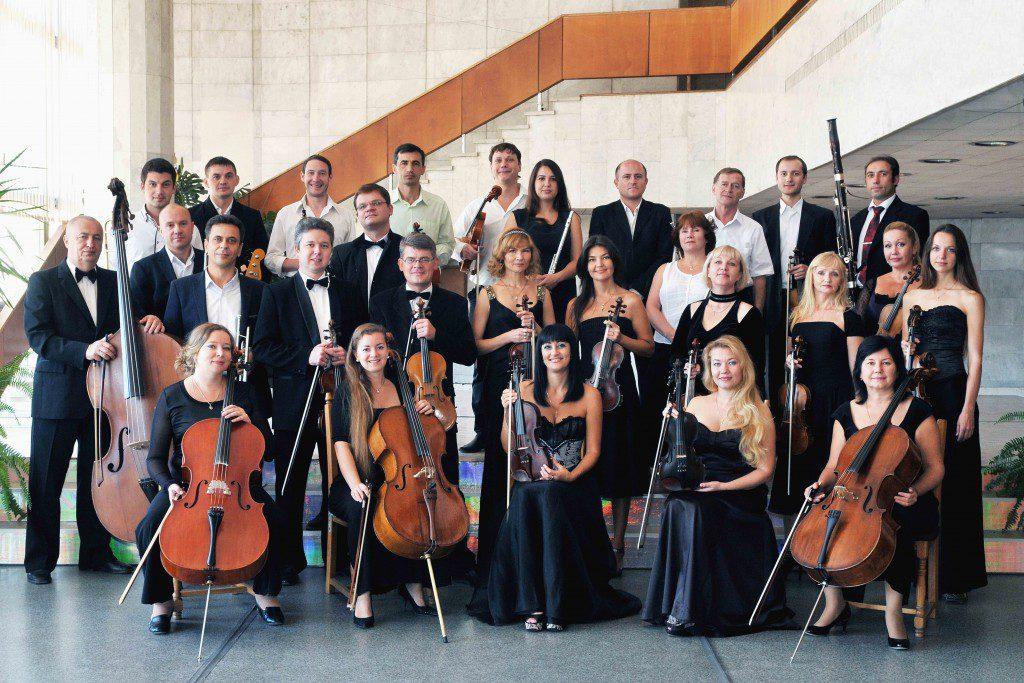 оркестр сайт