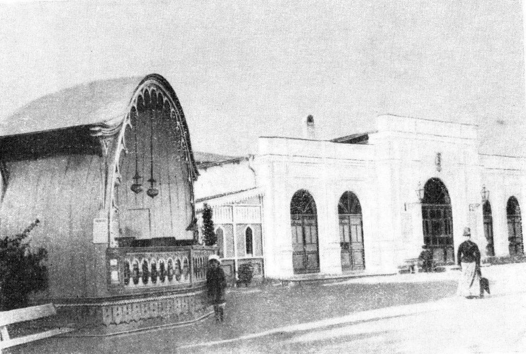 театр в ялте