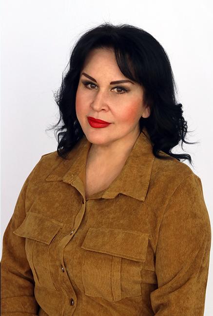 Егорова<br> Татьяна Николаевна
