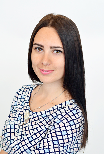 Пономарёва<br> Кристина Игоревна