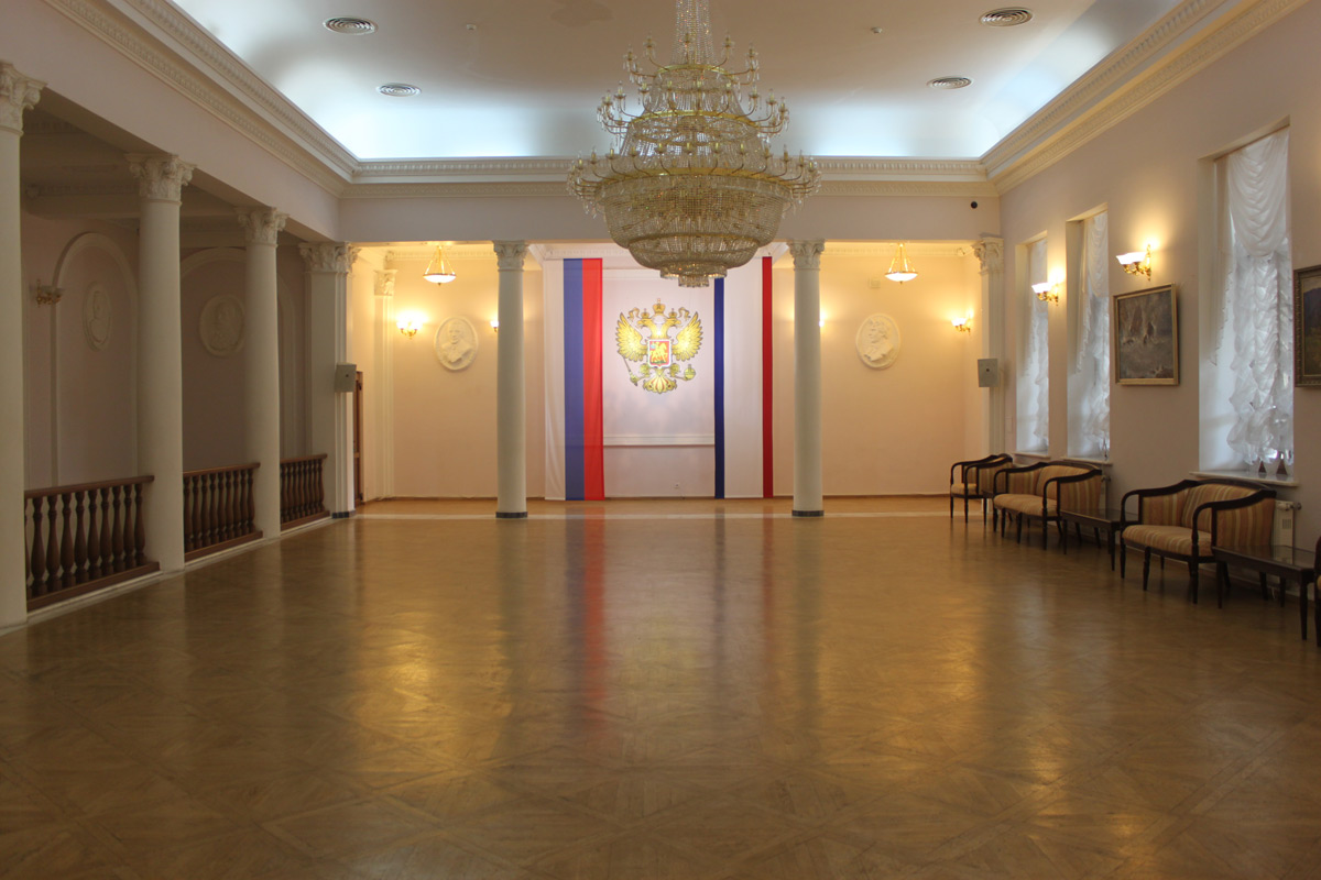 Колонный зал 3