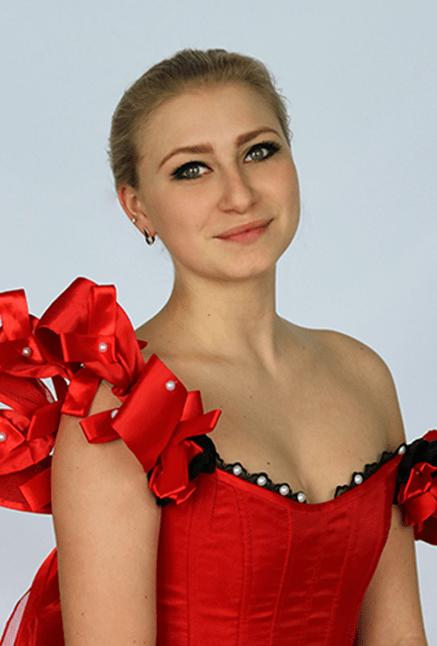 Чернова<br> Полина Андреевна